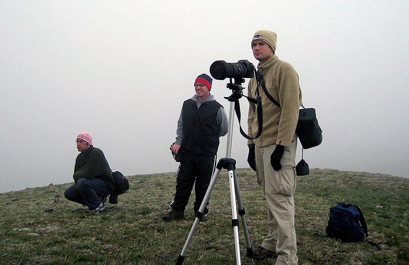Mt. Washburn 2004