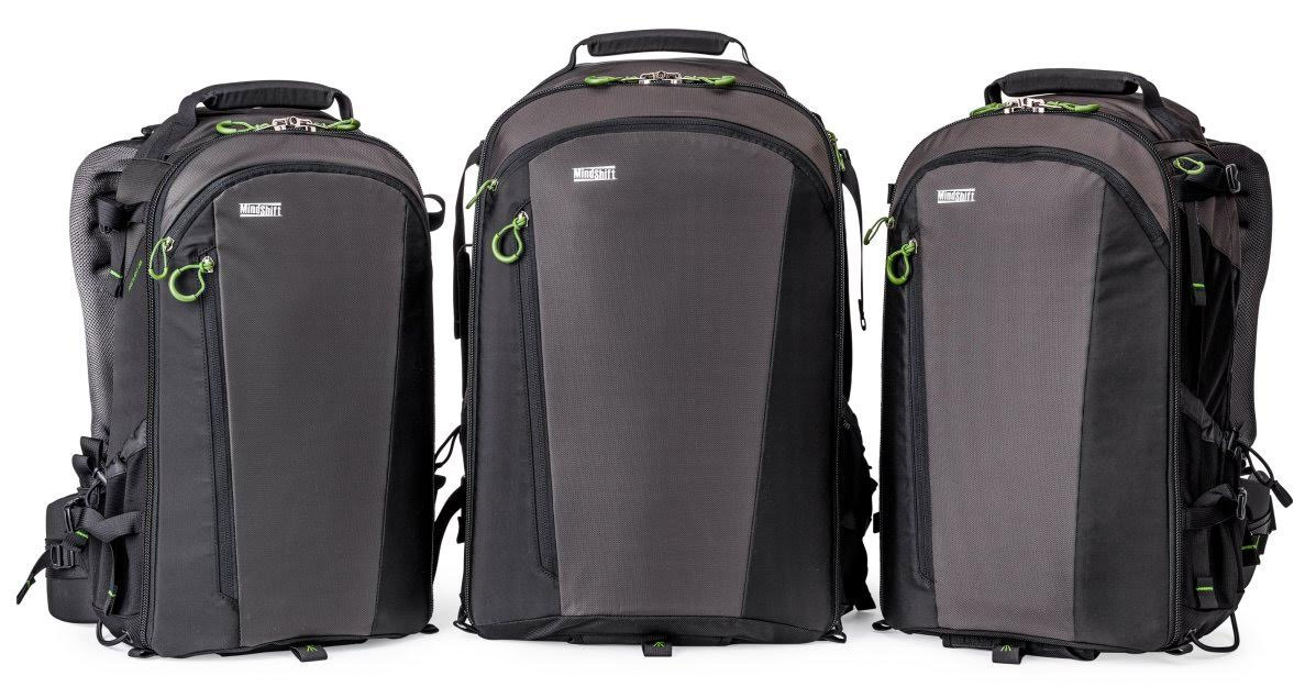 New Backpacks from MindShift Gear