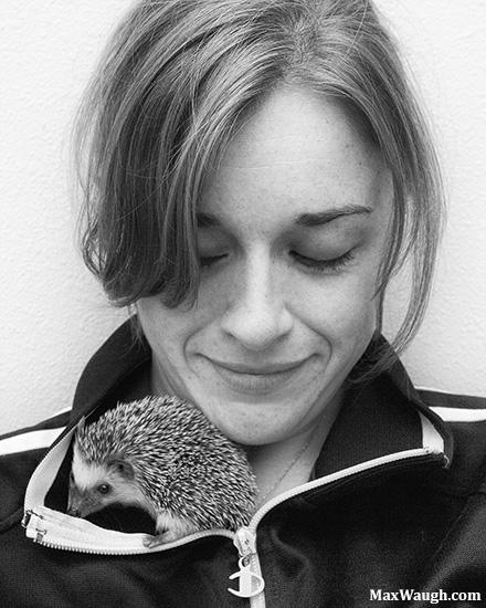 Triscuit the Hedgehog