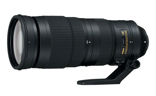 New Nikkor 200-500mm