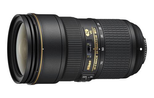 New Nikkor 24-70mm