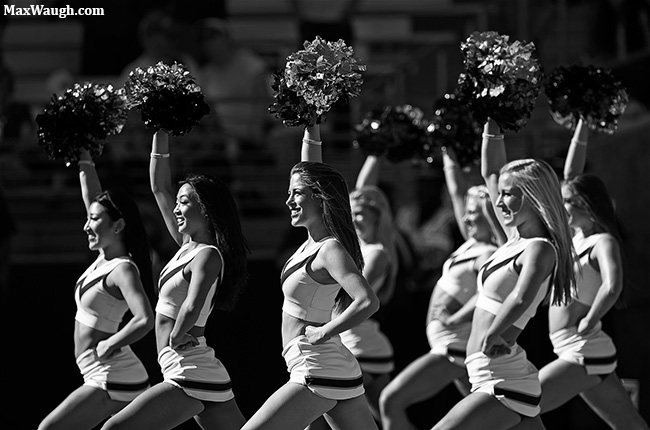 Husky Cheerleaders