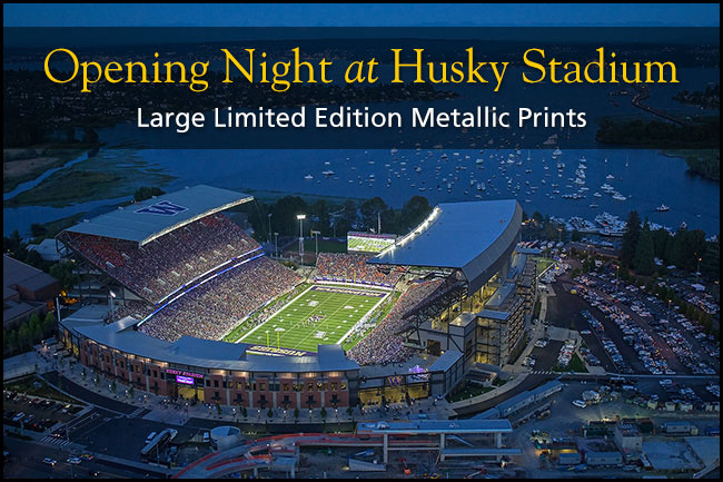 Husky Stadium Photo Prints