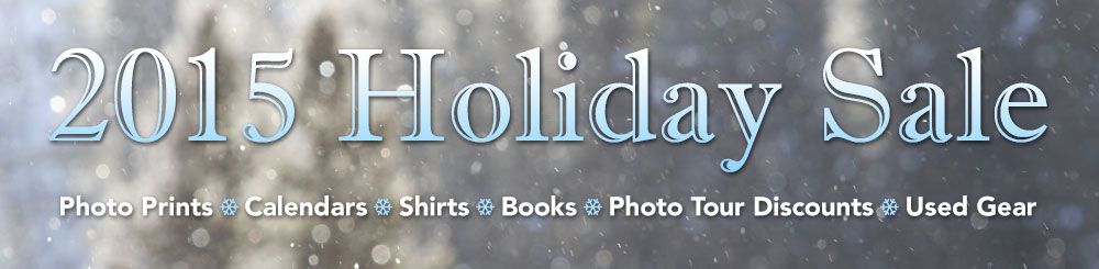2015 MaxWaugh.com Holiday Sale