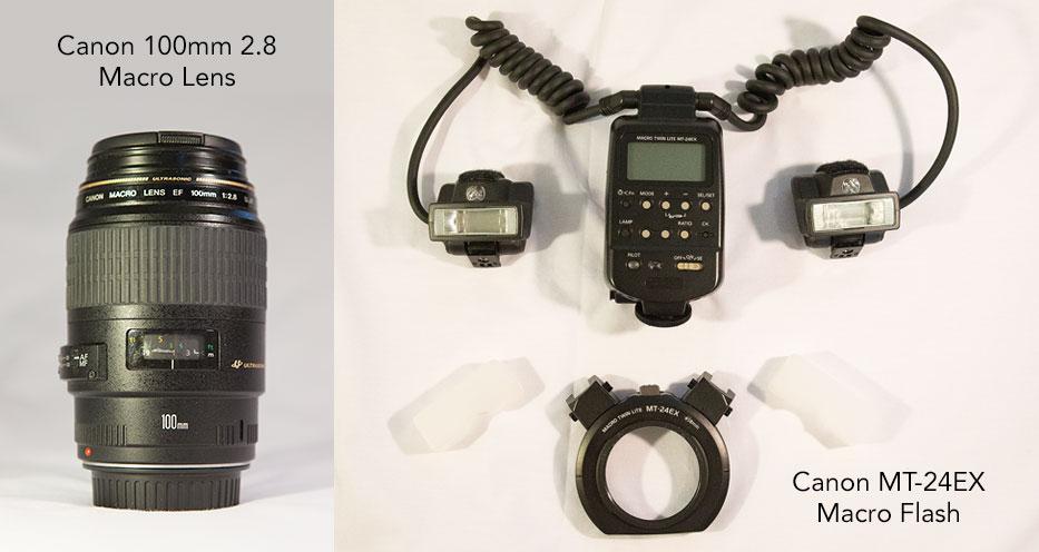 Canon Macro Photography Kit