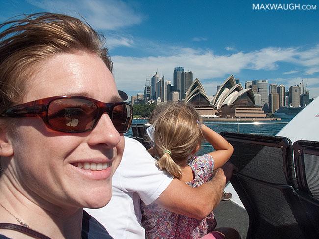 Jenn in Sydney
