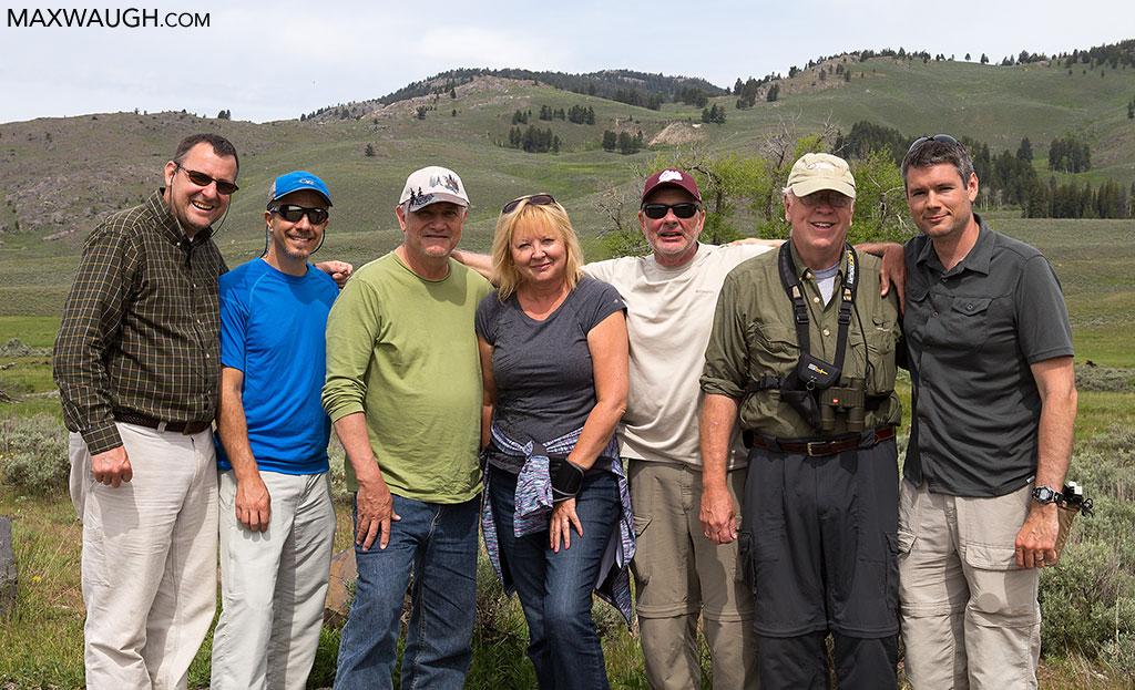 Photo tour group