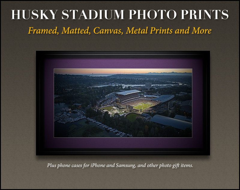 Husky Stadium Photo Prints