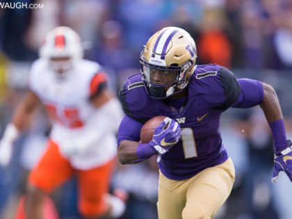 2016 Husky Football: Washington 41, Oregon State 17