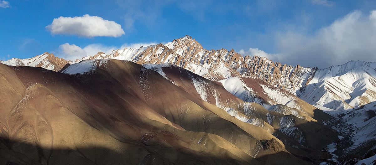 Himalayas in Ladakh