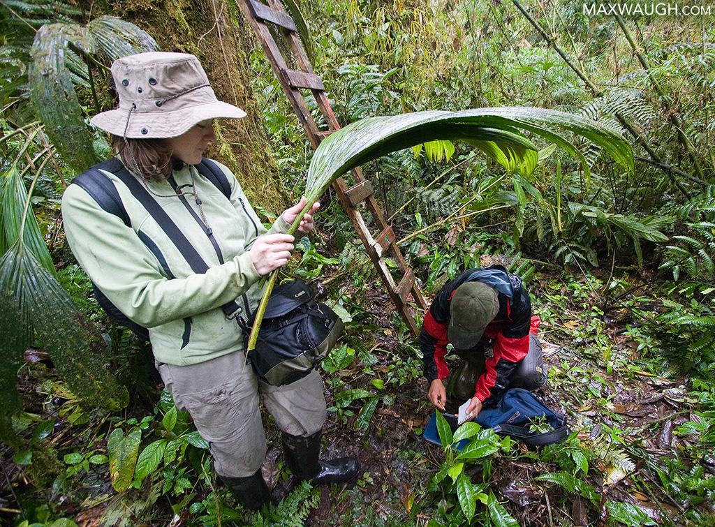 Jenn in Ecuador