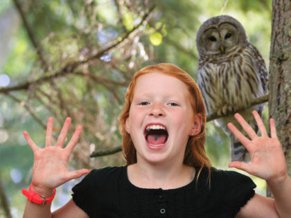Save the Children: Barred Owls Live Among Us