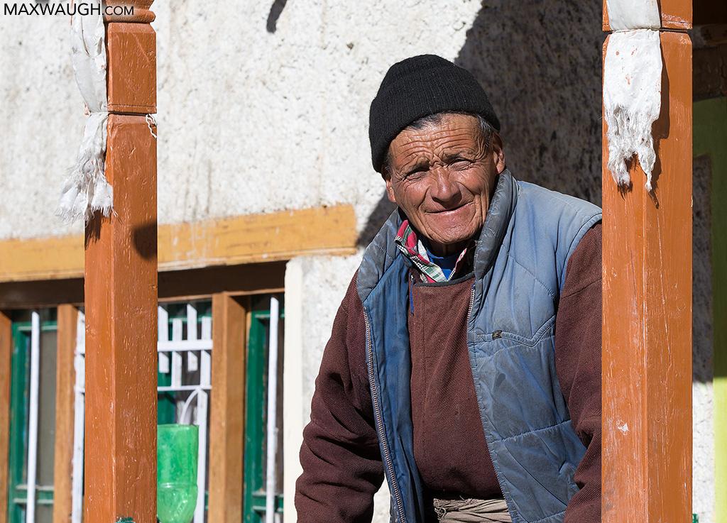 Ladakhi Man