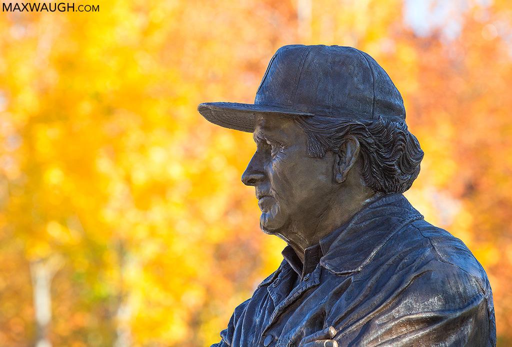 Don James Statue