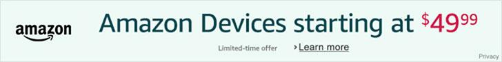 Amazon Devices on Sale
