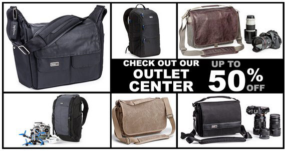 Think Tank Photo Outlet Center Deals
