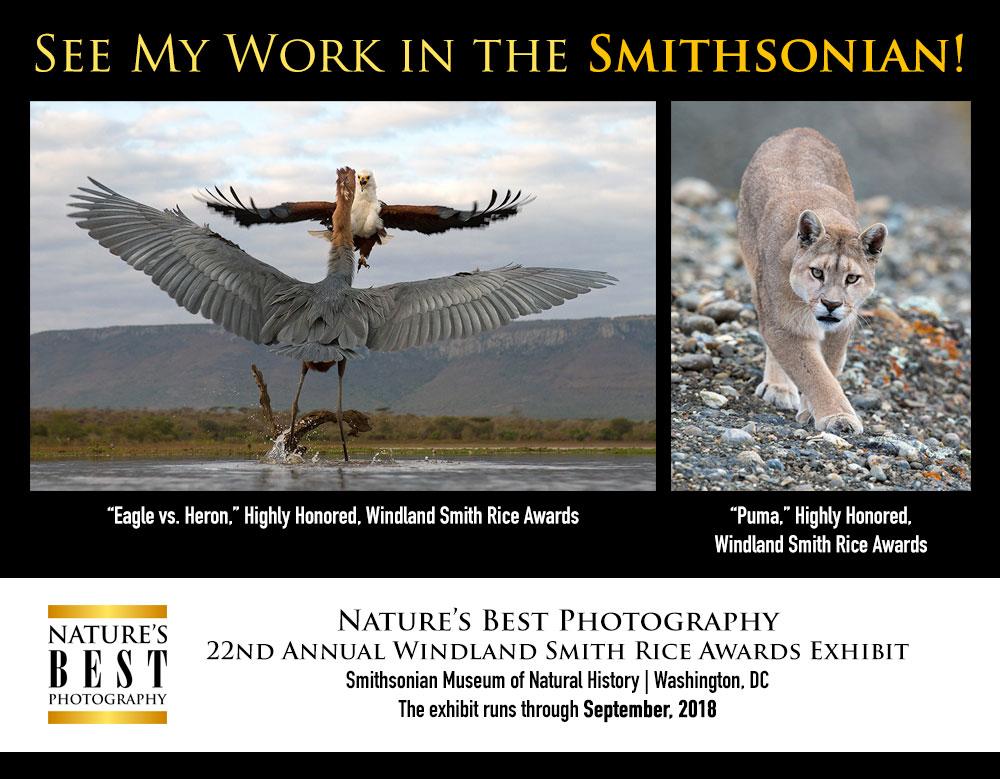 Nature's Best Photography Smithsonian Exhibit