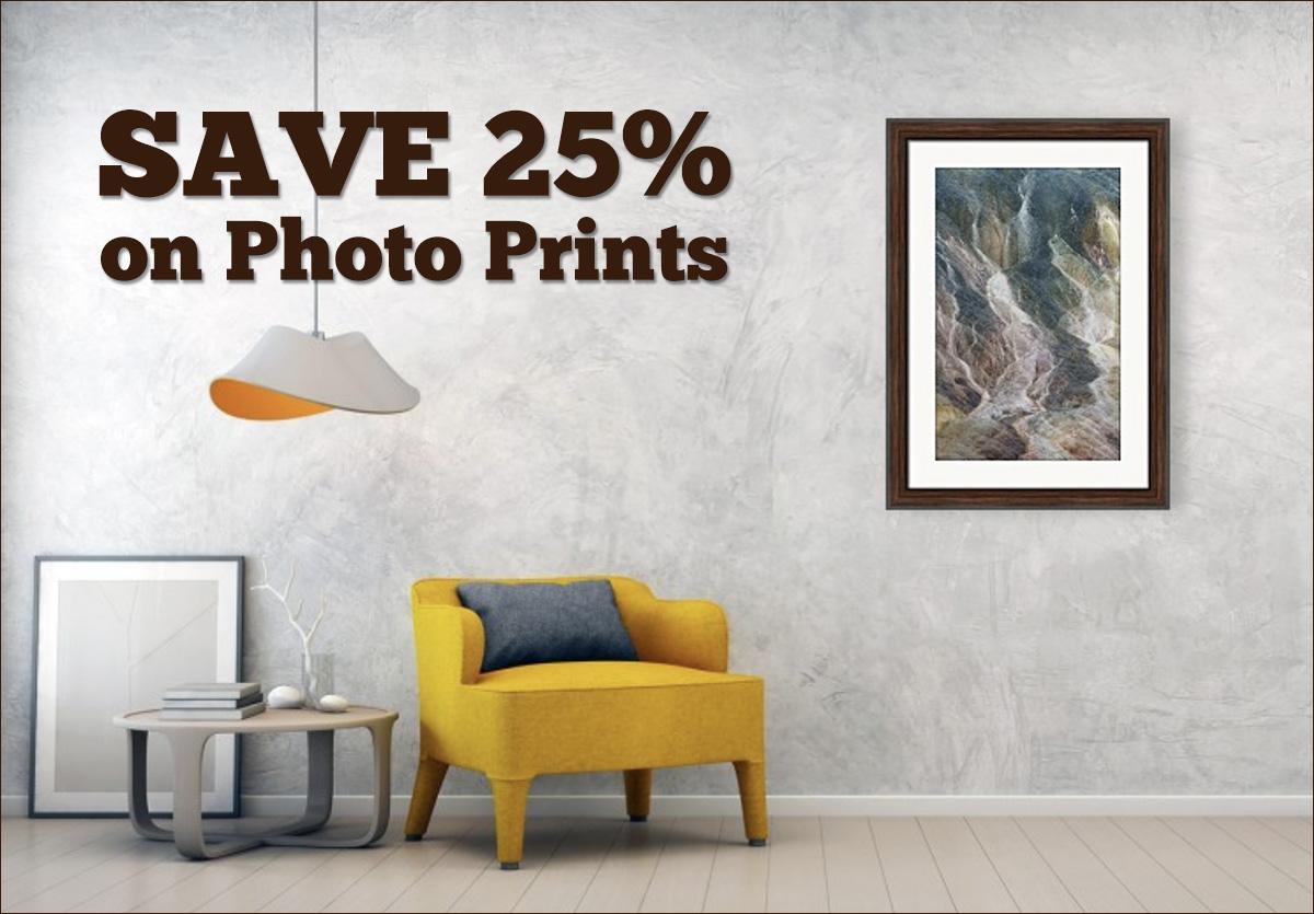 2018 Spring Photo Print Sale