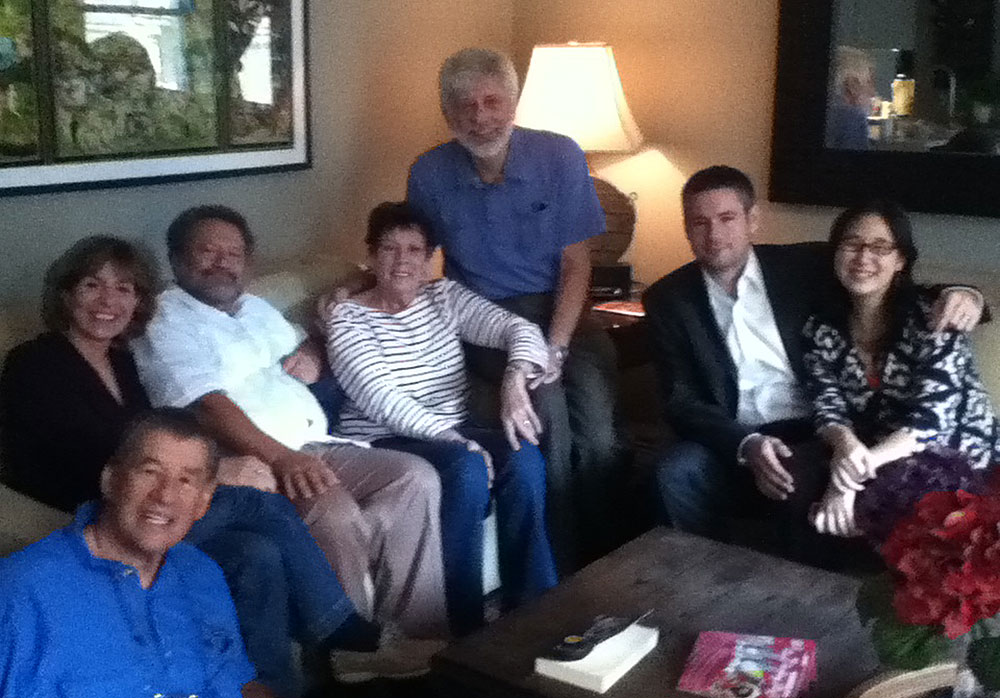 Trip of a Lifetime reunion with Michael Kaye