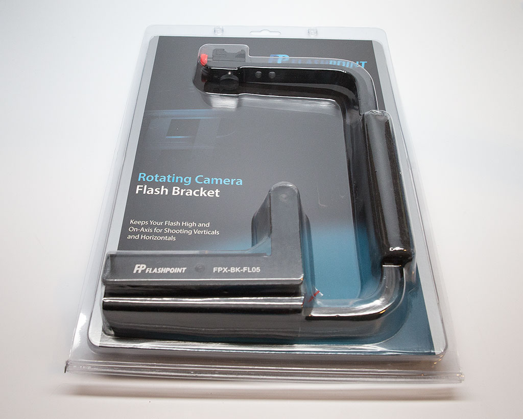 FlashPoint Rotating Flash Bracket