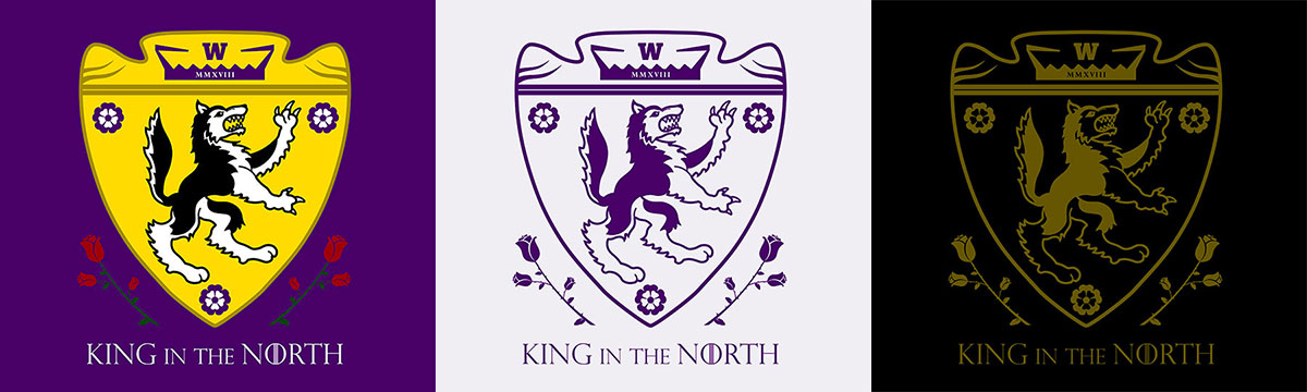 King in the North 2018