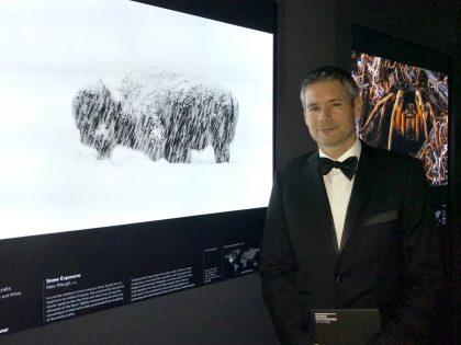 Winner: Wildlife Photographer of the Year – Black and White