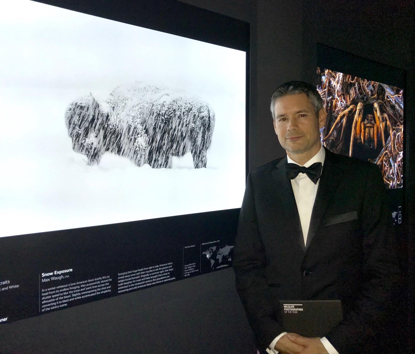 Wildlife Photographer of the Year Black and White winner