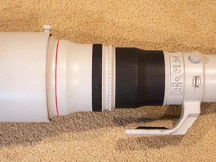For Sale: Canon EF 600mm f/4 IS II USM lens