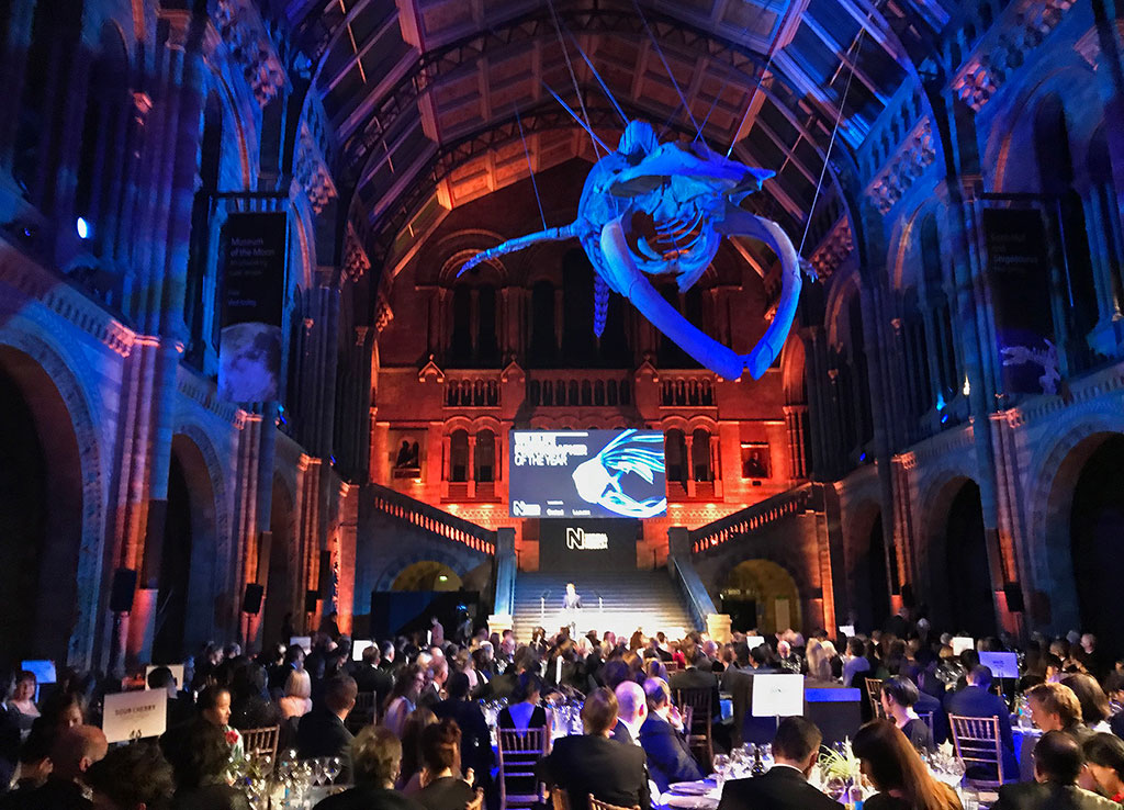 Natural History Museum Hintze Hall
