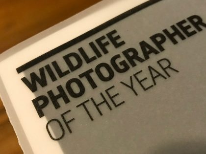 Wildlife Photographer of the Year: Behind the Scenes