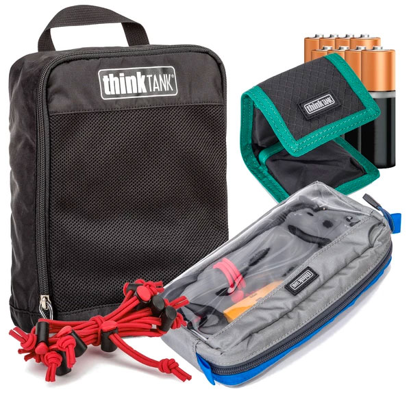 Think Tank Photo Free Road Warrior Kit with Rolling Bag Purchase