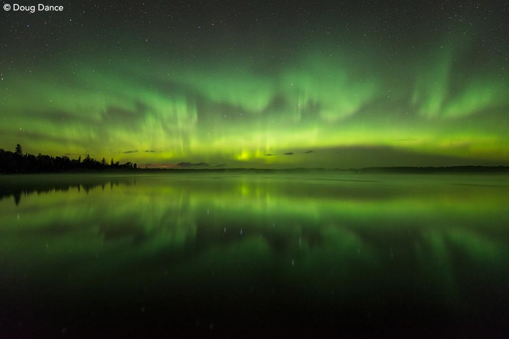 Northern Lights by Doug Dance