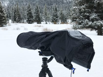 Gear Review: Think Tank Photo Emergency Rain Cover (Large)