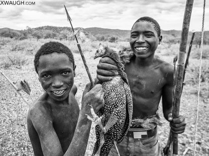 Hunting With the Hadzabe
