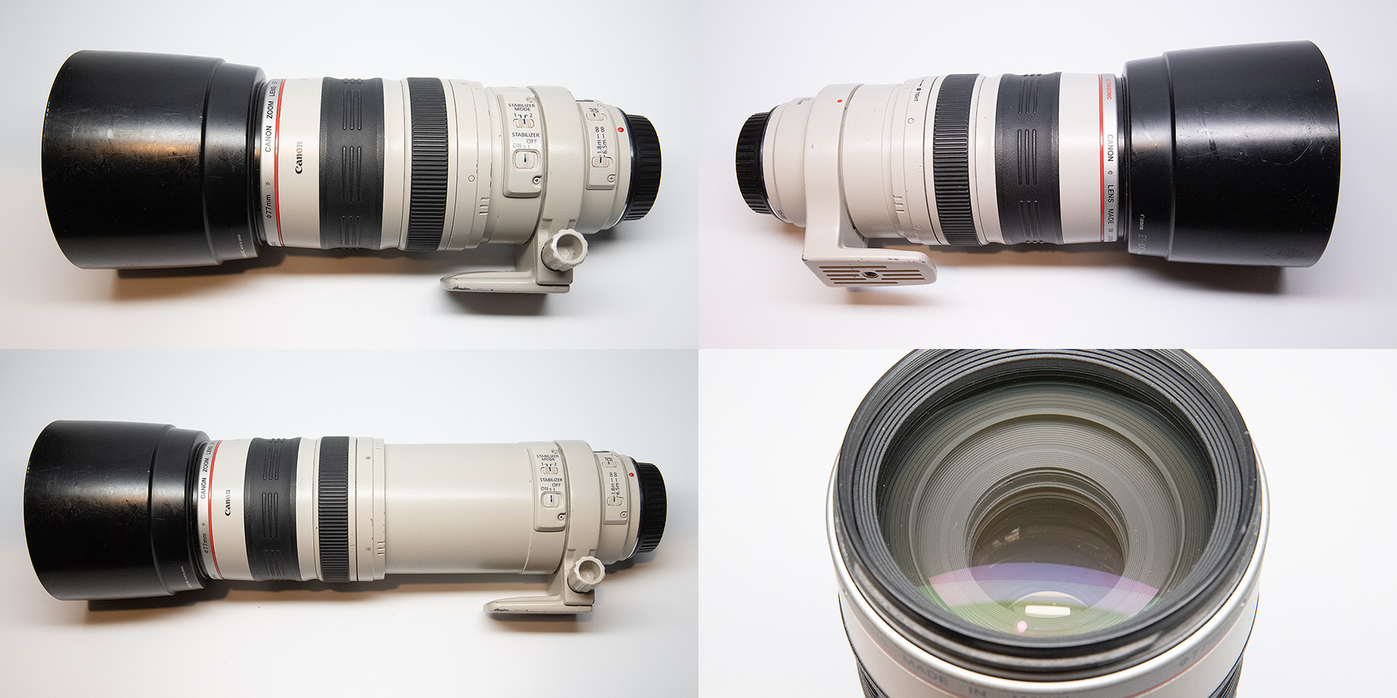 Canon 100-400mm Lens for sale