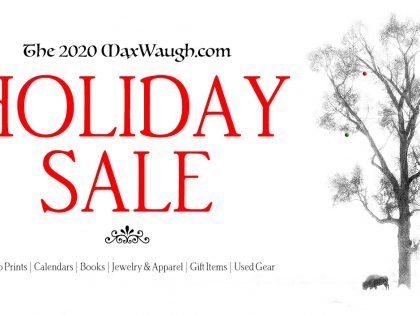 2020 Holiday Sale: Photo Print & Photo Tour Savings, Plus Calendars, Gifts, Used Photo Gear