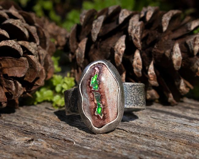 Woodfern Studio jewelry
