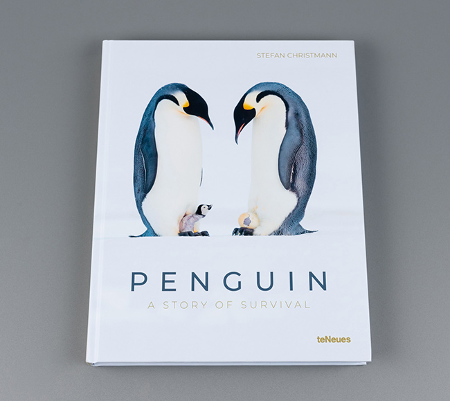 Penguin - A Story of Survival by Stefan Christmann