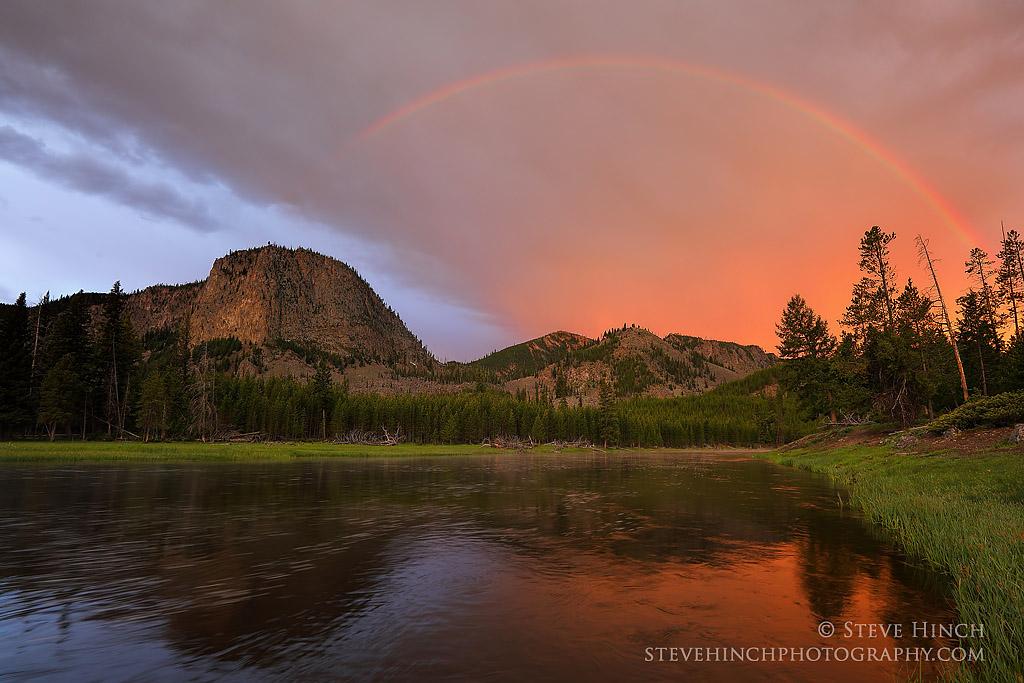Rainbow by Steve Hinch