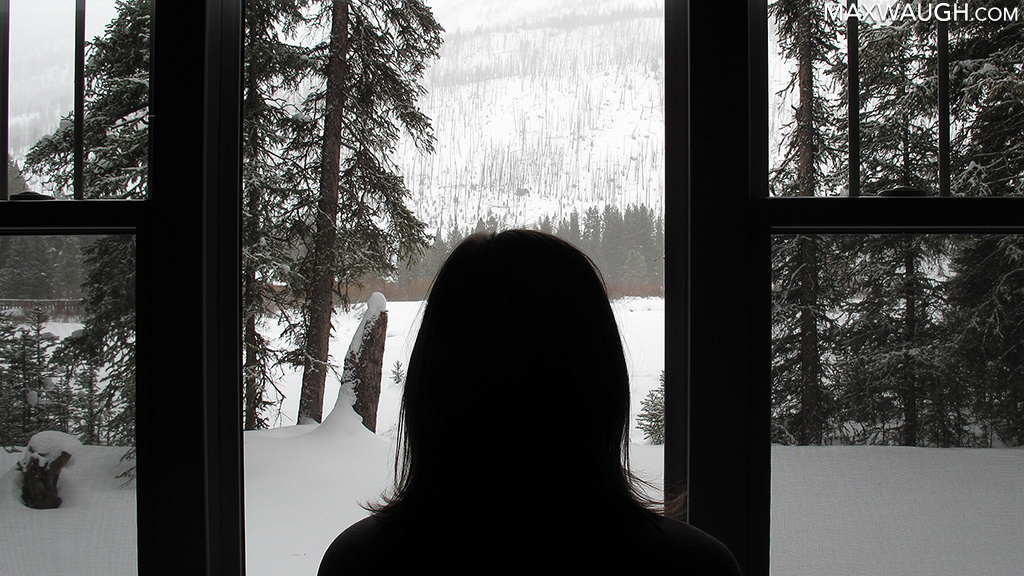 Winter in Silver Gate
